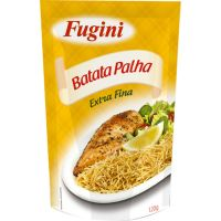 Batata Palha Fugini 120G Extra Fina - Cód. 7897517203726C20