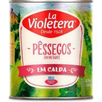 PESSEGO CALDA LA VIOLETERA 480G - Cód. 7891089065829C12