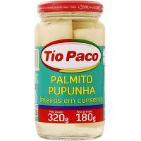 Palmito Tio Paco 180G Pupunha Int - Cód. 7898174852289C12