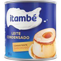 LEITE CONDENSADO ITAMBE 395G - Cód. 7896051115038C24