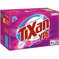 Detergente em Po Tixan Maciez 500G - Cód. 7896098905746C24