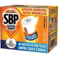 Inseticida Sbp 45 Noites Refil + Aparelho Gts - Cód. 7891035024535C12