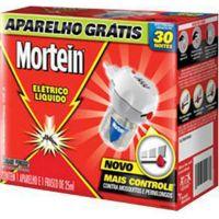 Inseticida Mortein 30 Noites Refil Gts Aparelho - Cód. 7891035616402C12