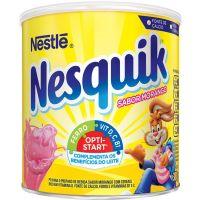 Achocolatado Nesquick 380G Morango - Cód. 7891000104118C24