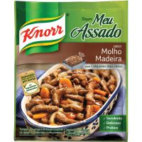 Tempero Knorr Meu Assado Molho Madeira 33g - Cód. 7891150033849C15