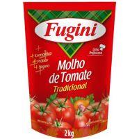 Molho Fugini 2Kg Sc Trad. - Cód. 7897517206154C6