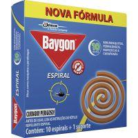 Inseticida Baygon 10Un Espiral - Cód. 7894650079089C60