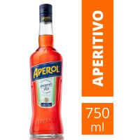 Aperitivo Aperol 750ml - Cód. 7891136057012