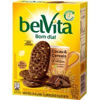 Biscoito Belvita Cacau E Cereais (3 Unidades) 75G - Cód. 7622210661852C36