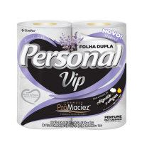 Papel Higienico Personal Lavanda Vip 4X30M - Cód. 7896110003900C16