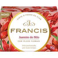 Sabonete em Barra Francis Classico Jasmim do Nilo 90g - Cód. 7896090403134C108