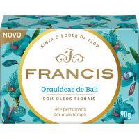 Sabonete em Barra Francis Classico Orquideas de Bali 90g - Cód. 7896090403233C108