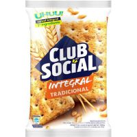 Biscoito Club Social Integral Tradicional 144G - Cód. 7622300992293C44