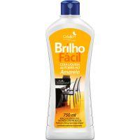 Cera Brilho Facil 750Ml Liquida Amarela - Cód. 7896040701129C12