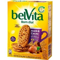 Biscoito Belvita AvelaƒA£ E Cacau (3 Unidades) 75G - Cód. 7622210661708C36