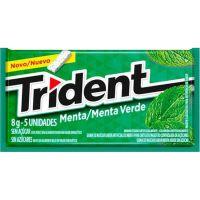 Chiclete Trident Menta 8g - Cód. 7895800400142C672
