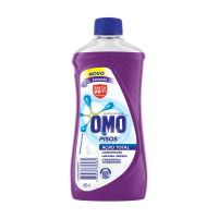 Limpador Desinfetante Omo 450ml Acao Total Pisos Lavanda - Cód. 7891150058309C12