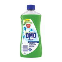 Limpador Desinfetante Omo 450ml Acao Total Pisos Fres.Mont - Cód. 7891150058330C12