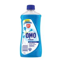 Limpador Desinfetante Omo 450ml Acao Total Pisos Bris.Oce - Cód. 7891150058323C12