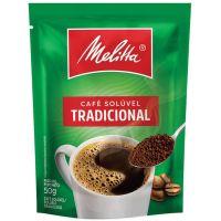 Cafe Melitta 50G Sachet Instantaneo - Cód. 7891021007603C24