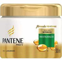 Creme De Tratamento Pantene 300Ml Restauração - Cód. 7501006740219C12