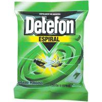 Inseticida Detefon 10Un Espiral - Cód. 7891035652004C20