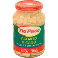 Palmito Tio Paco 300G Pupunha Picado - Cód. 7898174850933C6