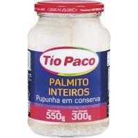 PALMITO TIO PACO 300G PUPUNHA INT. - Cód. 7898174850612C6