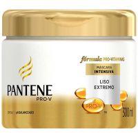 Creme De Tratamento Pantene 300Ml Liso Extremo - Cód. 7501007495675C12
