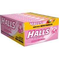 Drops Halls Cream Morango Novo 21 un - Cód. 7622210818997C30