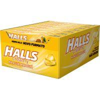 Drops Halls Cream Maracuja Novo 21 un - Cód. 7622210857156C30
