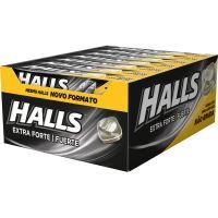 Drops Halls Extra Forte Novo 21 un - Cód. 7622210878946C30