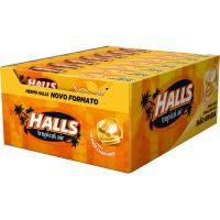 Drops Halls Laranja Novo 21 Un - Cód. 7622210857828C30