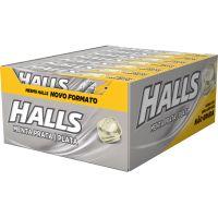 Drops Halls Menta Prata Novo 21 un - Cód. 7622210875198C30