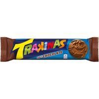 Biscoito Trakinas Chocolate 126 g - Cód. 7622210592750C54