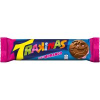 Biscoito Trakinas Morango 126 g - Cód. 7622210592781C54