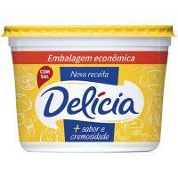 Margarina Delicia Com Sal 1Kg - Cód. 7891080400063C12