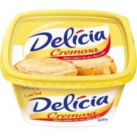 Margarina Delicia Com Sal 500G - Cód. 7891080400087C12