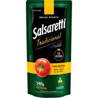 Molho Salsaretti Tradicional Sachet 340G - Cód. 7891300908676C24