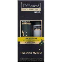 Kit Tresemme Shampoo Detox Capilar 400Ml + Condicionador 200Ml - Cód. 7891150061408C16