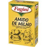 Amido De Milho Fugini 200G - Cód. 7897517203603C12