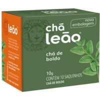 Cha Leao Boldo Do Chile 10 Saches - Cód. 7891098000187C30