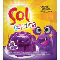 GELATINA SOL 25G UVA - Cód. 7896005217948C60