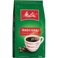 Cafe Melitta Pouch Tradicional 500G - Cód. 7891021005043C10