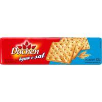 Biscoito Duchen Agua E Sal 200G - Cód. 7896023600081C40