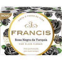 Sabonete em Barra Francis Classico Rosa Negra Da Turquia 90G - Cód. 7891176118032C12