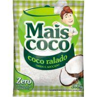 COCO RALADO MAIS COCO UMIDO E ADOCADO 100G - Cód. 7896004400730C24