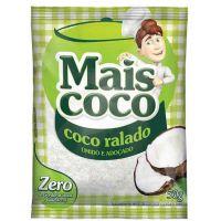 Coco Ralado Mais Coco Umido E Adocado 50G - Cód. 7896004401058C50