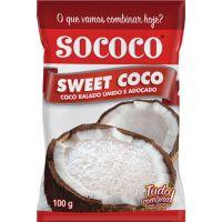 Coco Ralado Sococo Sweetcoco 100G - Cód. 7896004400327C24