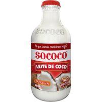 Leite de Coco Sococo 200Ml - Cód. 7896004400075C24